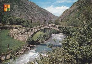 Postal 60869: Torre de la Marineda. Valls de Andorra