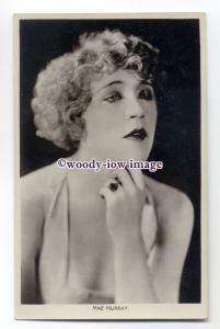 b4477 - Film Actress - Mae Murray - postcard