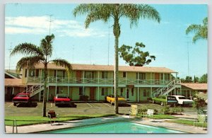 San Diego CA~TraveLodge College Motel & Restaurant~1960-70 Cars~Station Wagon
