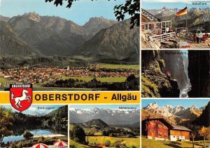 Oberstdorf Allgaeu, Malerwinkel Freibergsee Nebelhorn Breitachklamm