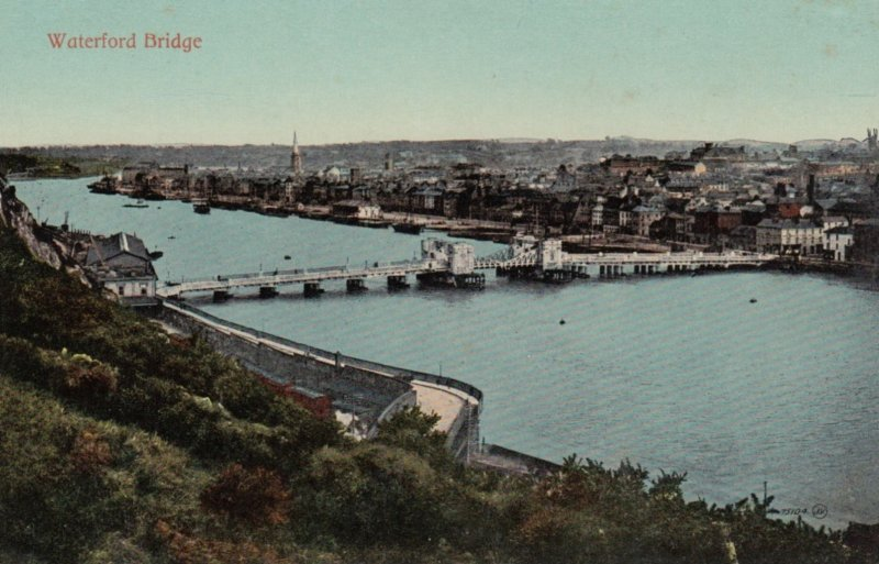 WATERFORD , Ireland , 00-10s ; Bridge