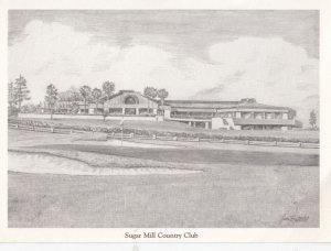 NEW SMYRNA BEACH , Florida , 1960-70s ; Sugar Mill Country Club