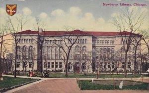 CHICAGO, Illinois, 1900-1910´s; Newberry Library
