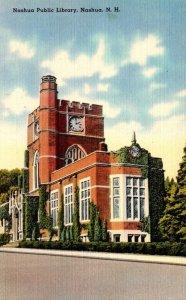 New Hampshire Nashua Public Library