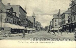Washington Street North Attleboro MA Unused