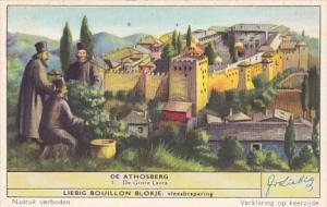 Liebig S1651 Mount Athos No 1 De Grote Lavra
