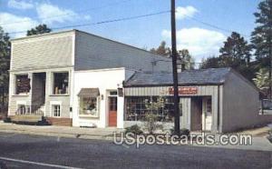 Village Shops Southern Pines NC Unused