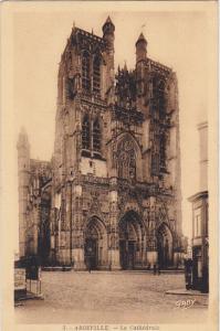 France Abbeville La Cathedrale
