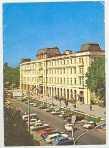 Sibiu - Hotel  Bulevard , Romania, PU-1977