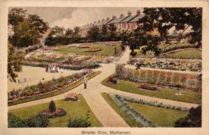 Shields Glen, Motherwell, Lanarkshire, Scotland, UK 1900-1910s
