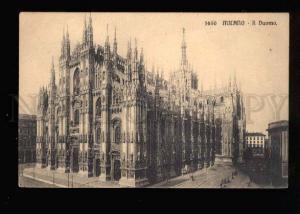 039458 ITALY Milano - Il Duomo Vintage PC