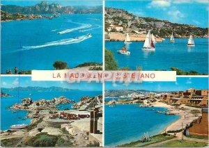 Modern Postcard La Maddalena Stefano S Club Mediterranee