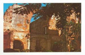Ruins of 1st Hospital in America - San Nicolas de Bari Hospital,Santo Domingo...