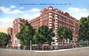 Stephens College Columbia MO Unused