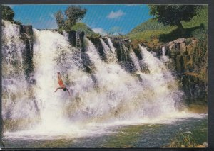 Mauritius Postcard - Situated Near Souillac In The South, Rochester Falls  T4165