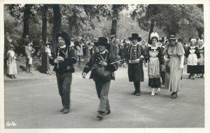International Folk Dance Festival Exhibition London 1935 ethnic France Brittany
