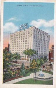 Hotel Kahler Rochester Minnesota