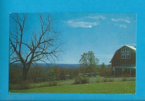 Postcard Hillspeak Ozarks Anglican Book Club  Eureka Springs Arkansas # 758
