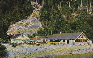 Canada Granite Falls Lodge Indian Arm British Columbia