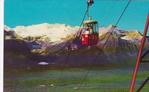 Canada Alberta Whitehorn Sedan Lift Lake Louise