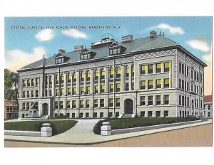 Central Classical High School Building New Hampshire