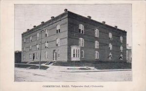 Commercial Hall Valparaiso University Valpariso Indiana