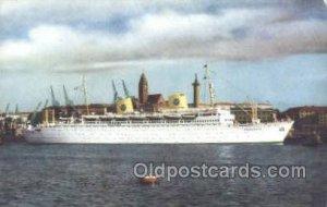MS Kungsholm Ship Unused