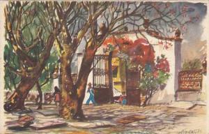 AS: C. X. Carlson, Tepepam, Mexico, 1900-1910s