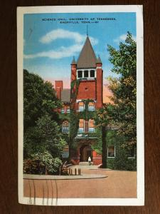 1940 Science Hall, University of Tennessee, Knoxville, TN e5