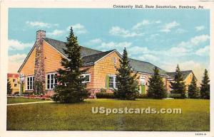 Community Hall, State Sanatorium -pa_qq_6867