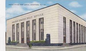 Pennsylvania Johnstown The United States Post Office