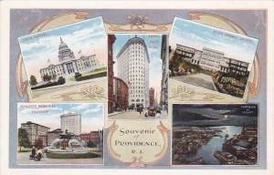 Rhode Island Providence Souvenir Of Providence
