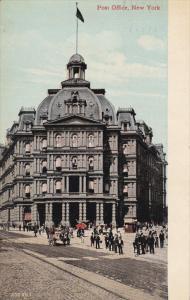 NEW YORK, PU-1913; Post Office