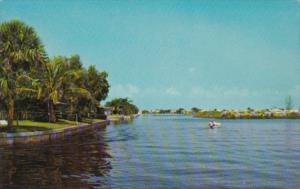 Florida Boating Along Punta Gorda Waterway