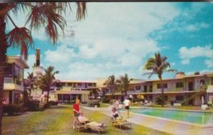 Florida Fort Lauderdale Swimming Pool Lago Mar Hotel 1960