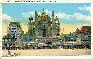 USA The Marlborough Blenheim Atlantic City New Jersey 04.98