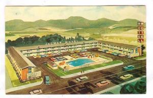 Jacmar Motel, SOUTH GATE , California, 40-60s