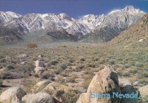 California Sierra Nevada