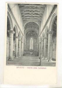 ORVIETO, ITALY, 1890s   Interno della Cattedrale
