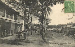 CPA Vietnam Indochine COCHINCHINE Mytho - Quai de l'Arroyo de la Poste (61024)