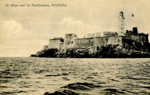Cuba - Havana. Morro Castle & Its Fortifications