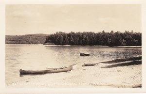 RP; MacGregor's Point, Lake Monomohock, RINDGE, New Hampshire, 1910-20s