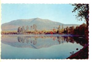 Togue Pond, Mt Katahdin,  Maine, Color by Ray Goodrich