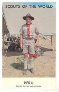 Boy Scouts of the World,Peru,40-60s