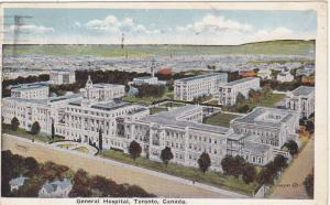 Air view,General Hospital,Toronto,Canada,PU-00-10s