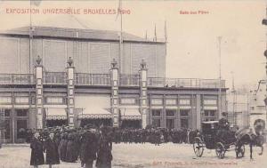 Exposition Universelle Bruxelles 1910, Salle Des Fetes, Bruxelles, Belgium, 1...