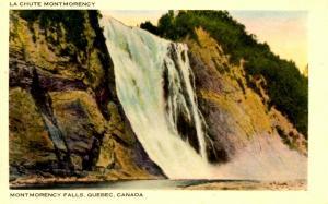 Canada - Quebec, Montmorency Falls