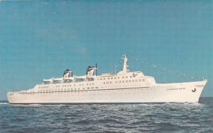 S.S. Emerlad Seas, Eastern Steamship Lines Inc., Passenger Ocean Liner, Miami...