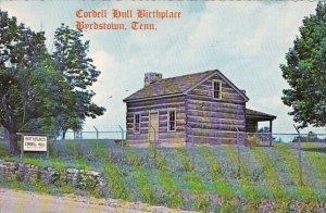 Birthplace Of Cordell Hull Byrdstown Tennessee