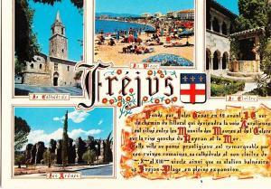 France, COTE VAROISE, FREJUS, unused Postcard